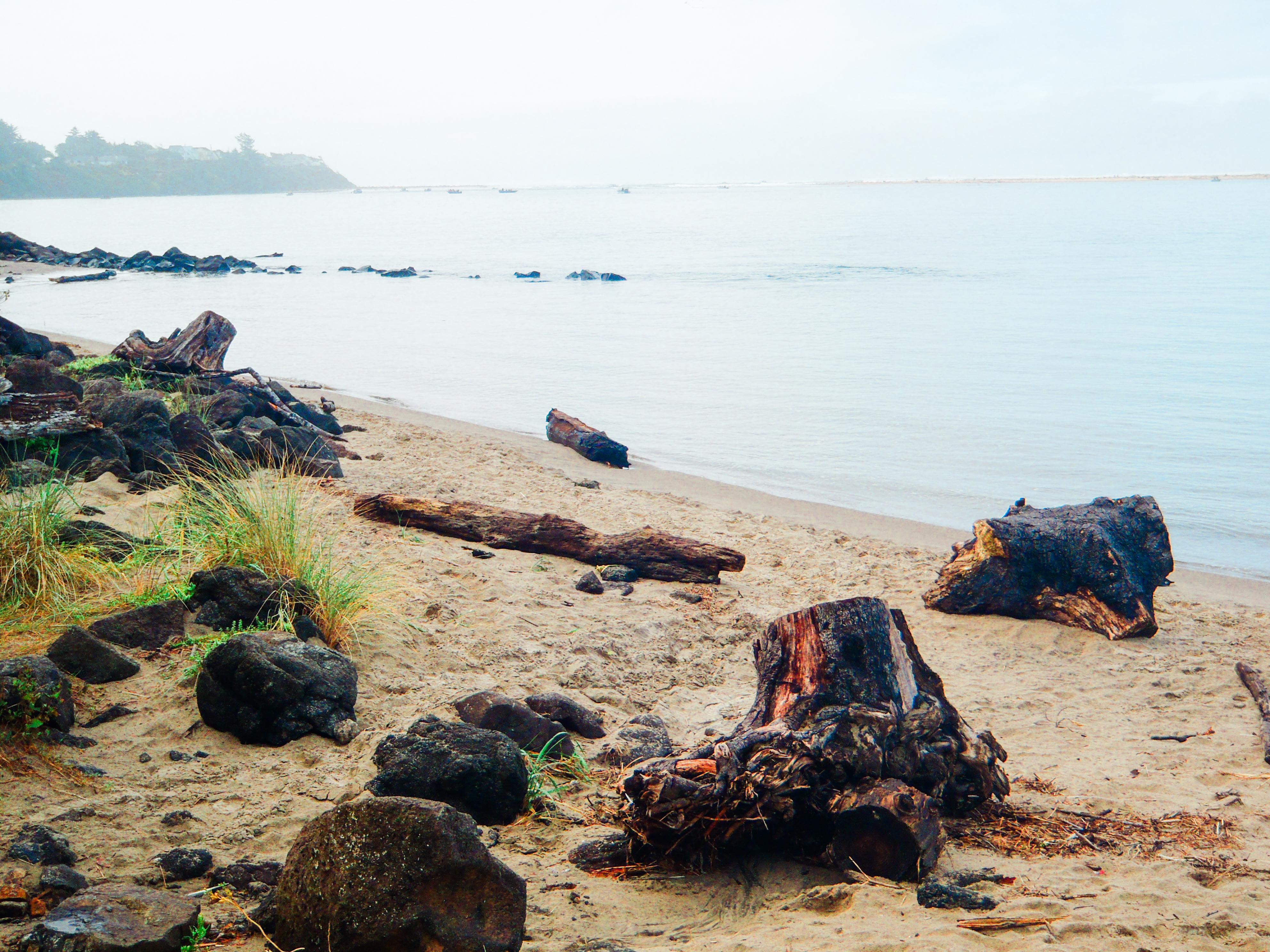 Waldport Beach in Waldport, Oregon | Stivi Wonders