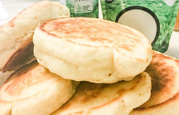 How To Make Japanese Fluffy Pancakes, Fluffy Pancakes Recipe | Stivi Wonders
